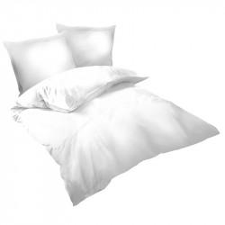 Семейно спално бельо - бяло