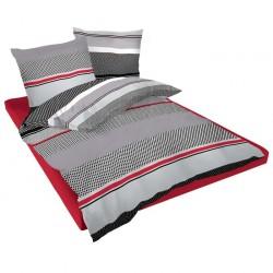 Двойно спално бельо - Грид