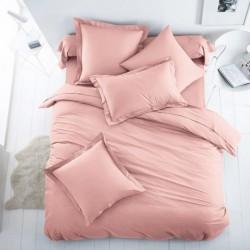 Двойно спално бельо - розово