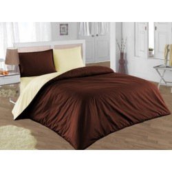 Двойно спално бельо - Брауни