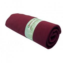 Чаршаф с ластик - бордо