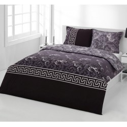 Семейно спално бельо - Блек...