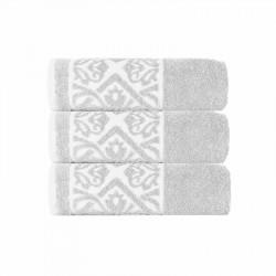 Хавлиени кърпи Порто - бяло