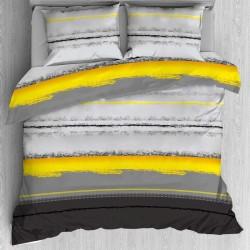 Спално бельо - Арт сив