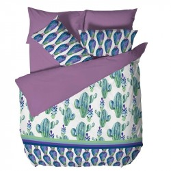 Спално бельо - Кактуси