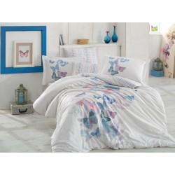 Спално бельо памук поплин -...