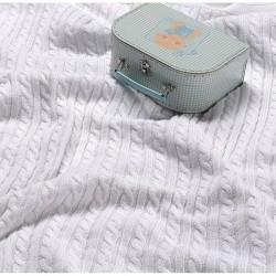 Испанско плетено одеяло...