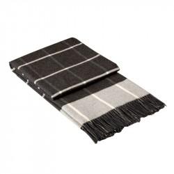 Одеяло Онтарио - кафяво