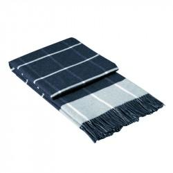 Одеяло Онтарио - синьо