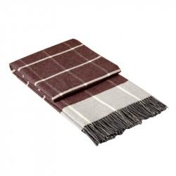 Одеяло Онтарио - бордо