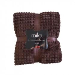 Одеяло микрофибър каре MiKa...