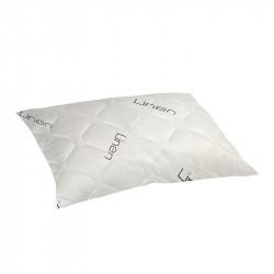 Възглавница с ленени нишки...