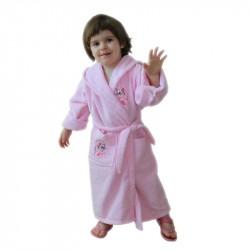 Детски халати с бродерия -...