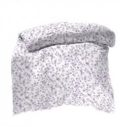 Плик - Торба - цветя лила
