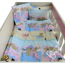 Бебешко спално бельо - Лека...