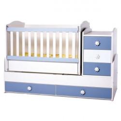 Детско легло трансформер Ниа