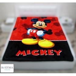 Детско одеяло Мики маус