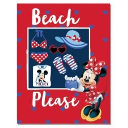 Плажна кърпа мини - селфи