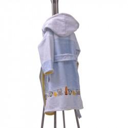 Детски халати за баня DF - Зоо