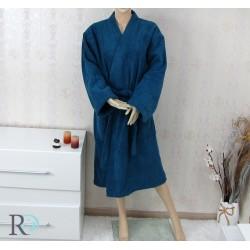 Халат за баня Ивон - индиго