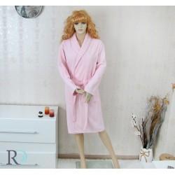 Халат за баня Емона - розово