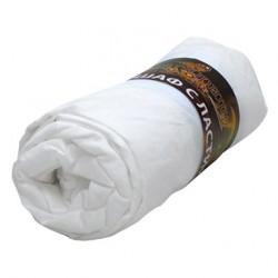 Долен чаршаф с ластик - Бял