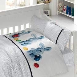 Бебешко спално бельо - Bunny