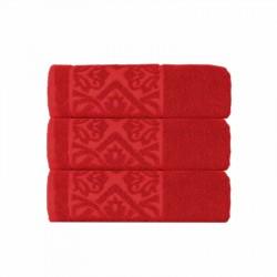 Хавлиени кърпи Порто - червено