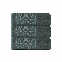 Хавлиени кърпи Порто - сиво