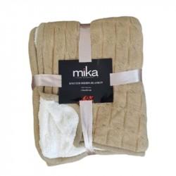 Декоративно одеяло MiKa -...