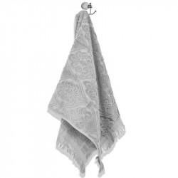 Хавлиени кърпи с ресни - Сив