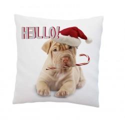 Декоративна възглавница - Куче
