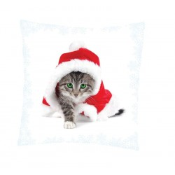 Декоративна възглавница - Коте