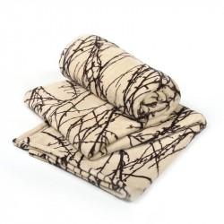 Одеяло Форест - екрю