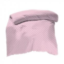 Плик - Торба - точки розови