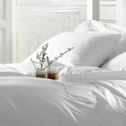 Спално бельо Бяло