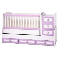 Детско легло трансформер Елена