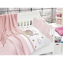 Бебешко спално бельо-Бамбук...