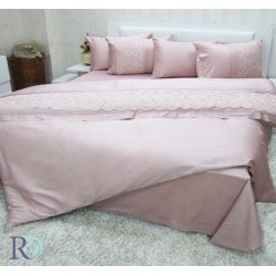 Луксозен спален комплект с...