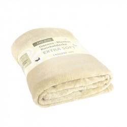 Одеяло екстра софт - крем