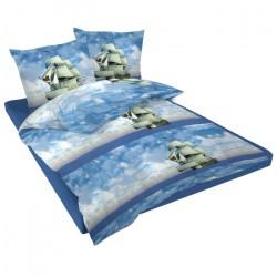Двойно спално бельо - Кораб II