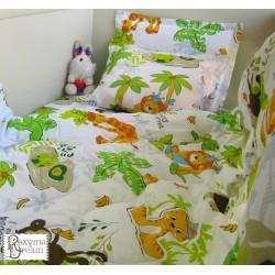 Бебешко спално бельо - Африка