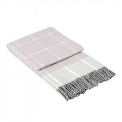 Одеяло Онтарио - розово