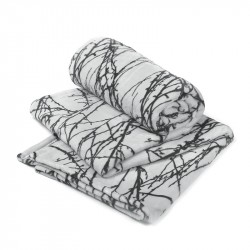 Одеяло Форест - сиво