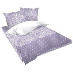 Двойно спално бельо - Маделин