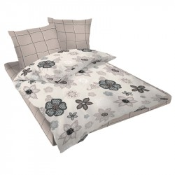 Двойно спално бельо - Монна