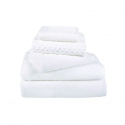 Хавлиени кърпи Хотелско - бяло