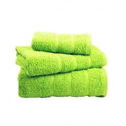 Хавлиени кърпи Basic - лайм