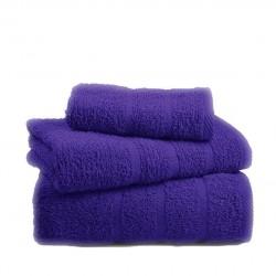Хавлиени кърпи Basic - виолет