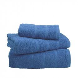 Хавлиени кърпи Basic - синьо